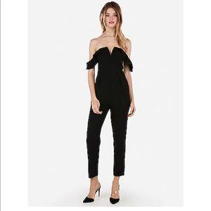 Express NEW! Black jumpsuit